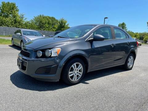 2012 Chevrolet Sonic for sale at Auto Land Inc - Autoland of Thornburg in Spotsylvania VA