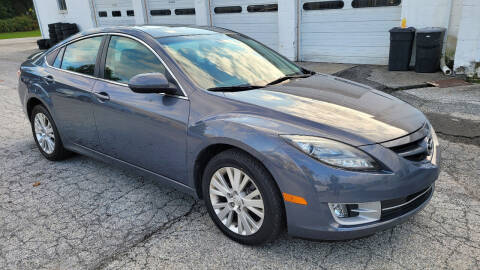 2010 Mazda MAZDA6 for sale at WEELZ in New Castle DE