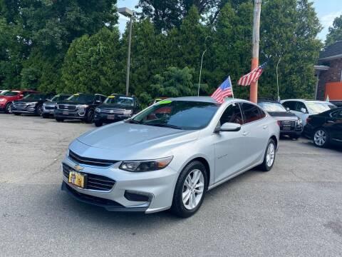 2018 Chevrolet Malibu for sale at Bloomingdale Auto Group in Bloomingdale NJ