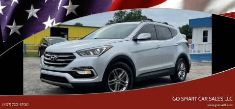 2018 Hyundai Santa Fe Sport for sale at Go Smart Car Sales LLC in Winter Garden FL