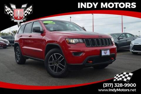 2017 Jeep Grand Cherokee for sale at Indy Motors Inc in Indianapolis IN