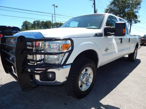 2015 Ford F-250 Super Duty for sale at Medford Motors Inc. in Magnolia TX