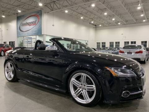 2011 Audi TTS for sale at Godspeed Motors in Charlotte NC