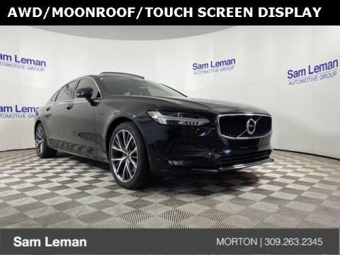 2019 Volvo S90 for sale at Sam Leman CDJRF Morton in Morton IL