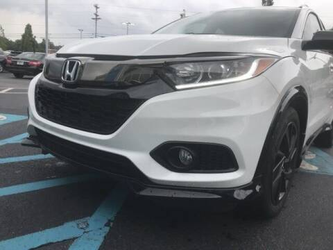 2021 Honda HR-V for sale at Southern Auto Solutions - Lou Sobh Honda in Marietta GA