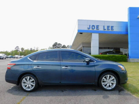 2015 Nissan Sentra for sale at Joe Lee Chevrolet in Clinton AR