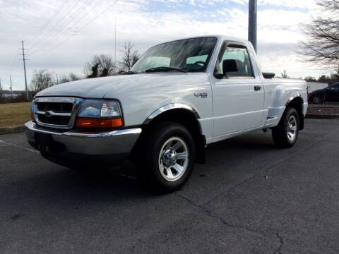 2000 Ford Ranger for sale at Unique Auto Brokers in Kingsport TN