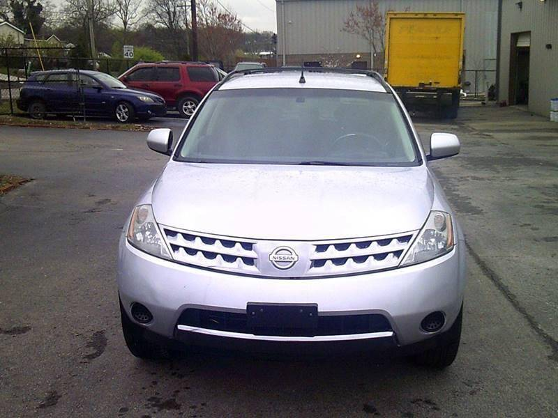 2007 Nissan Murano for sale at Mitchell Motor Company in Madison TN