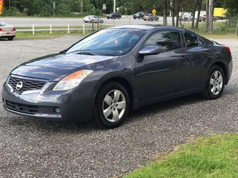 2008 Nissan Altima for sale at 912 Auto Sales in Douglas GA