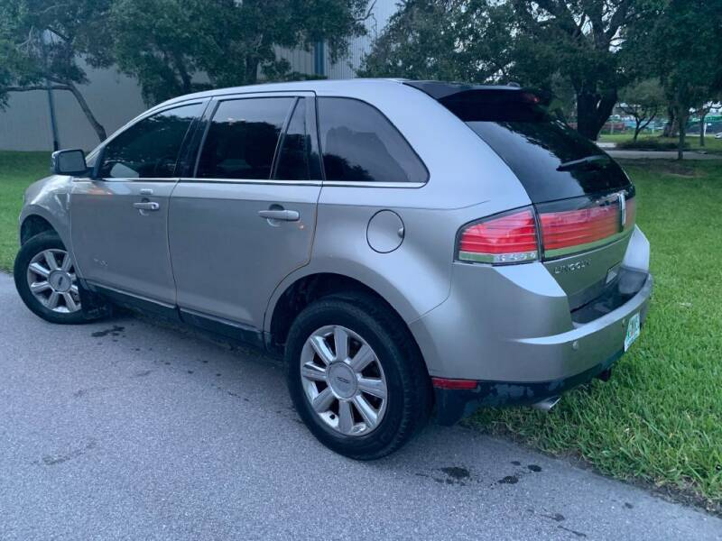 2008 Lincoln MKX for sale at Krifer Auto LLC in Sarasota FL