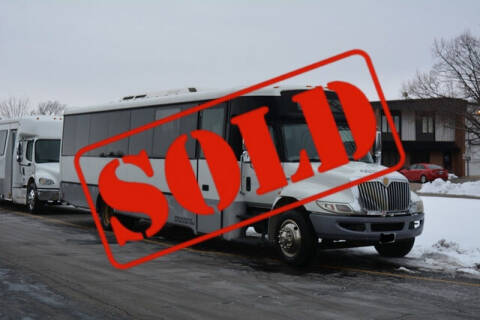 2012 IC Bus HC Series for sale at Signature Truck Center in Crystal Lake IL