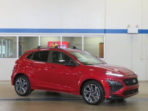 2022 Hyundai Kona for sale at Terry Lee Hyundai in Noblesville IN