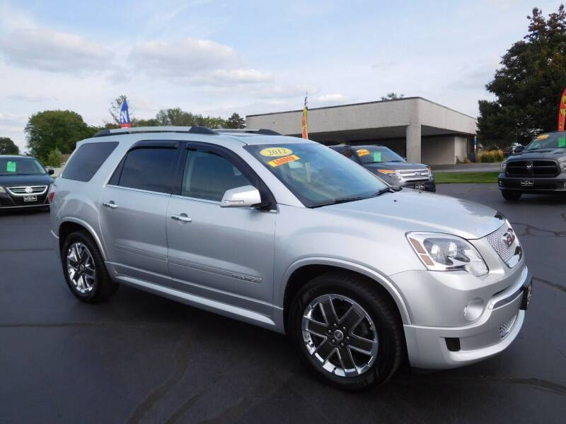 2012 GMC Acadia for sale at North State Motors in Belvidere IL