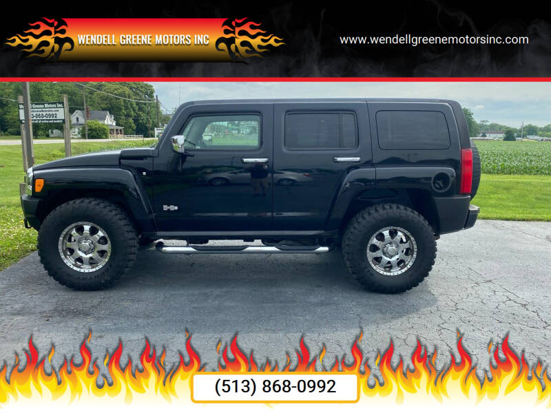 2006 HUMMER H3 for sale at Wendell Greene Motors Inc in Hamilton OH