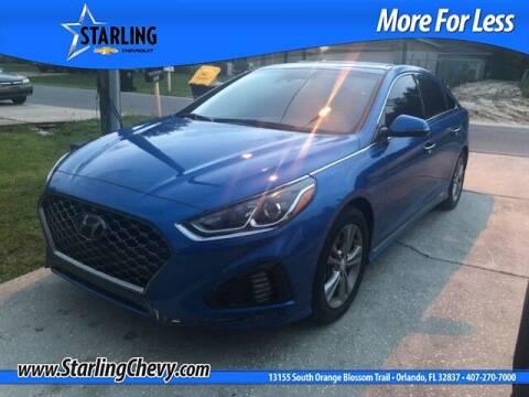 2018 Hyundai Sonata for sale at Pedro @ Starling Chevrolet in Orlando FL