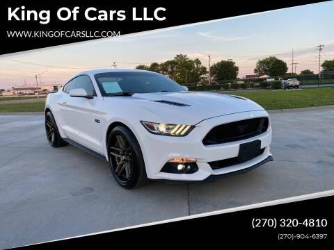 2015 Ford Mustang for sale at King of Cars LLC in Bowling Green KY