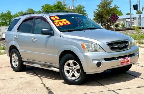 2004 Kia Sorento for sale at SOLOMA AUTO SALES in Grand Island NE