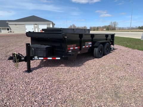 2021 Midsota HV-16 Dump Box #3010 for sale at Prairie Wind Trailers, LLC in Harrisburg SD