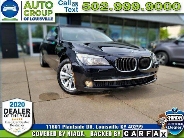 2011 BMW 7 Series for sale in Louisville, KY