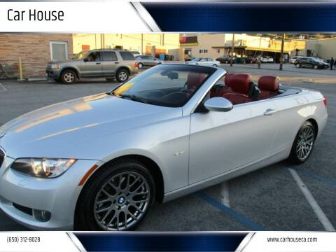 2008 BMW 3 Series for sale at Car House in San Mateo CA