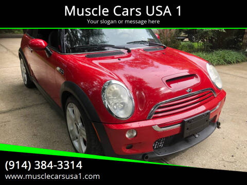 2007 MINI Cooper for sale at Muscle Cars USA 1 in Murrells Inlet SC