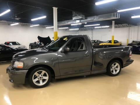 2003 Ford F-150 SVT Lightning for sale at Fox Valley Motorworks in Lake In The Hills IL