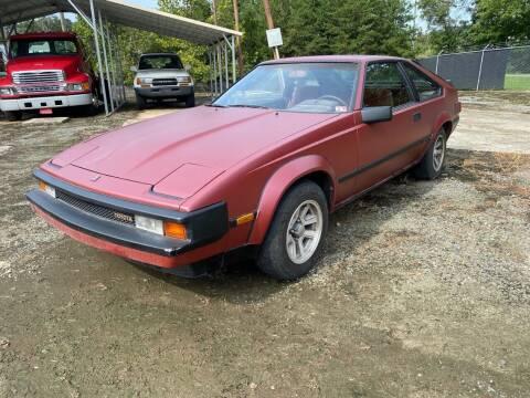 1982 Toyota Celica for sale at Solares Auto Sales in Miami FL