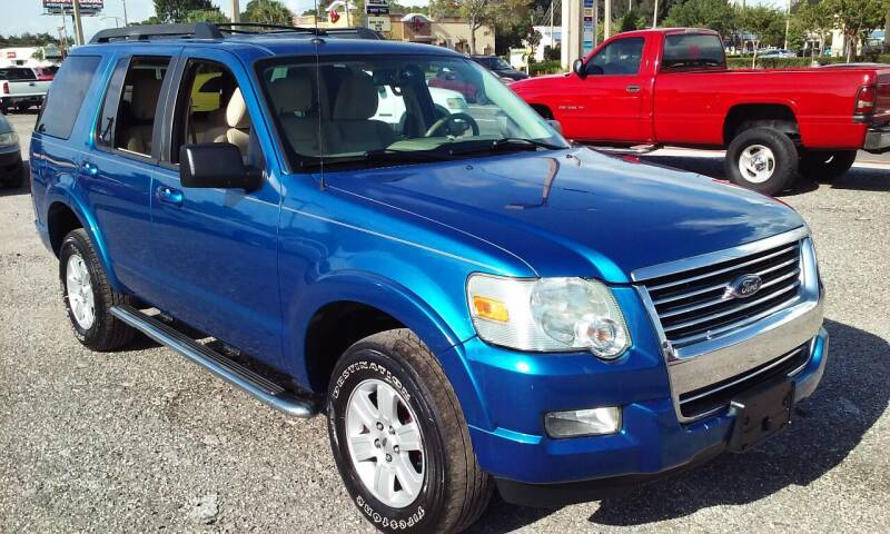 2010 Ford Explorer for sale at Pinellas Auto Brokers in Saint Petersburg FL