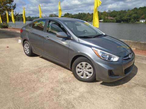 2016 Hyundai Accent for sale at Lake Carroll Auto Sales in Carrollton GA