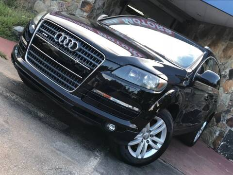 2009 Audi Q7 for sale at Atlanta Prestige Motors in Decatur GA