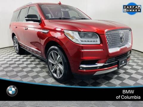 2019 Lincoln Navigator for sale at Preowned of Columbia in Columbia MO