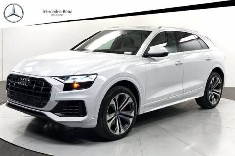 2019 Audi Q8 for sale at Stephen Wade Pre-Owned Supercenter in Saint George UT