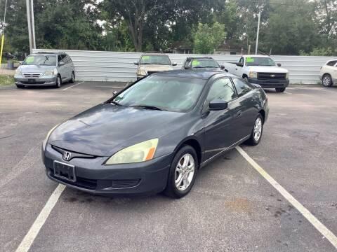 2003 Honda Accord for sale at Auto Plan in La Porte TX