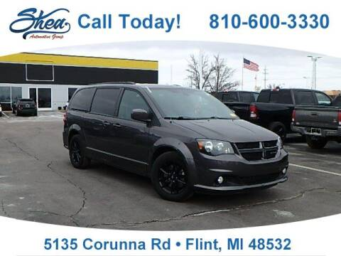 2019 Dodge Grand Caravan for sale at Jamie Sells Cars 810 - Linden Location in Flint MI