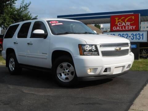 2011 Chevrolet Tahoe for sale at KC Car Gallery in Kansas City KS