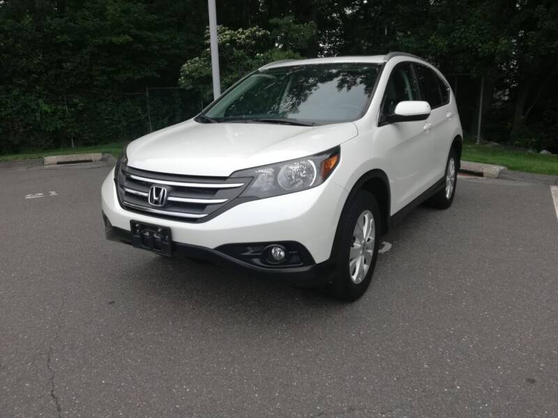 2014 Honda CR-V for sale at UNITED AUTO SALES & SERVICE  INC in Waterbury CT