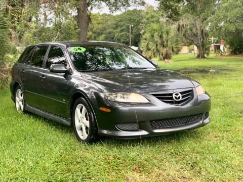 2004 Mazda MAZDA6 for sale at Bargain Auto Mart Inc. in Kenneth City FL