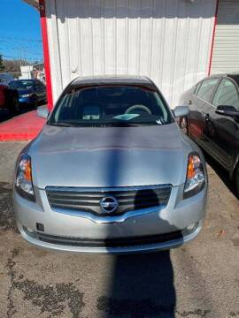 2007 Nissan Altima for sale at LAKE CITY AUTO SALES in Forest Park GA