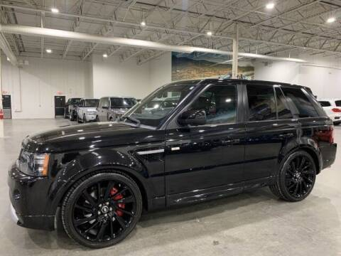 2013 Land Rover Range Rover Sport for sale at Godspeed Motors in Charlotte NC