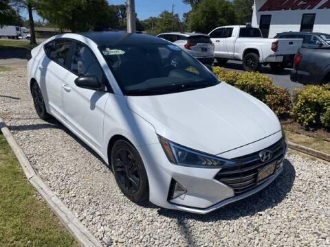 2019 Hyundai Elantra for sale at Beach Auto Brokers in Norfolk VA