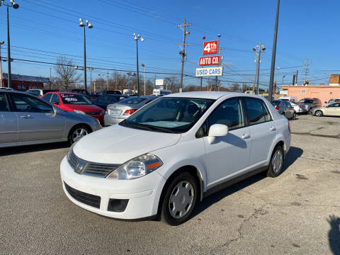 2009 Nissan Versa for sale at 4th Street Auto in Louisville KY