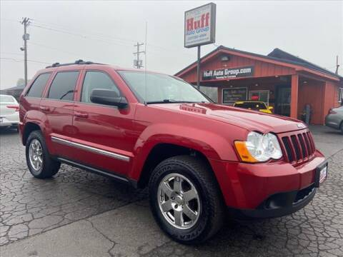 2010 Jeep Grand Cherokee for sale at HUFF AUTO GROUP in Jackson MI