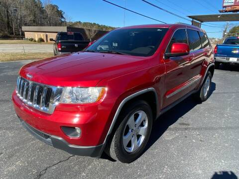 2011 Jeep Grand Cherokee for sale at Luxury Auto Innovations in Flowery Branch GA