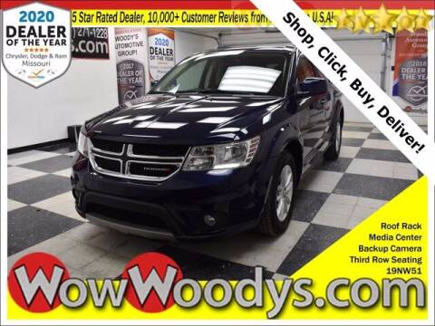 2019 Dodge Journey for sale at WOODY'S AUTOMOTIVE GROUP in Chillicothe MO