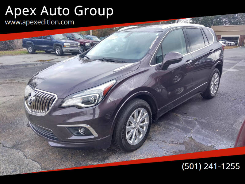 2017 Buick Envision for sale at Apex Auto Group in Cabot AR