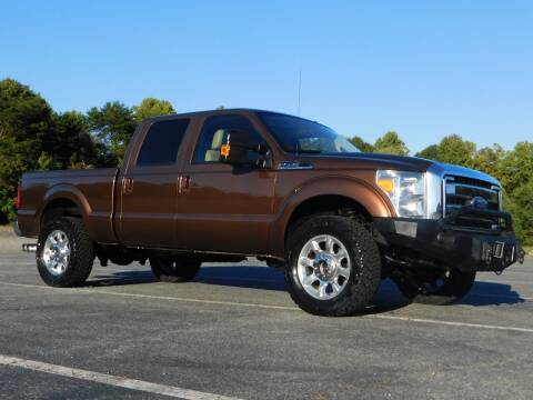 2011 Ford F-250 Super Duty for sale at Used Cars For Sale in Kernersville NC