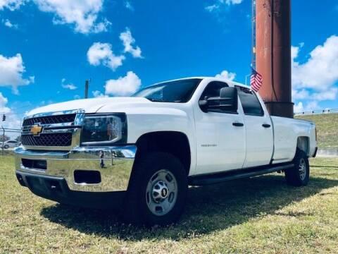 2014 Chevrolet Silverado 2500HD for sale at Venmotors LLC in Hollywood FL