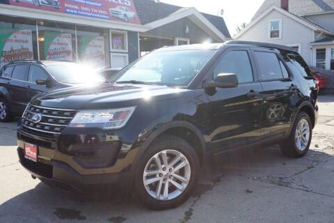 2016 Ford Explorer for sale at Cass Auto Sales Inc in Joliet IL