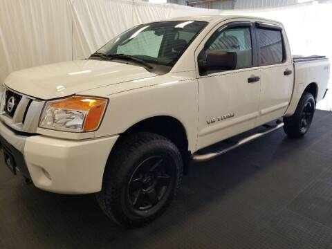 2010 Nissan Titan for sale at Rick's R & R Wholesale, LLC in Lancaster OH