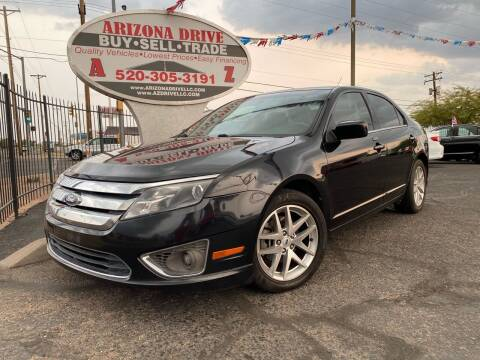 2011 Ford Fusion for sale at Arizona Drive LLC in Tucson AZ
